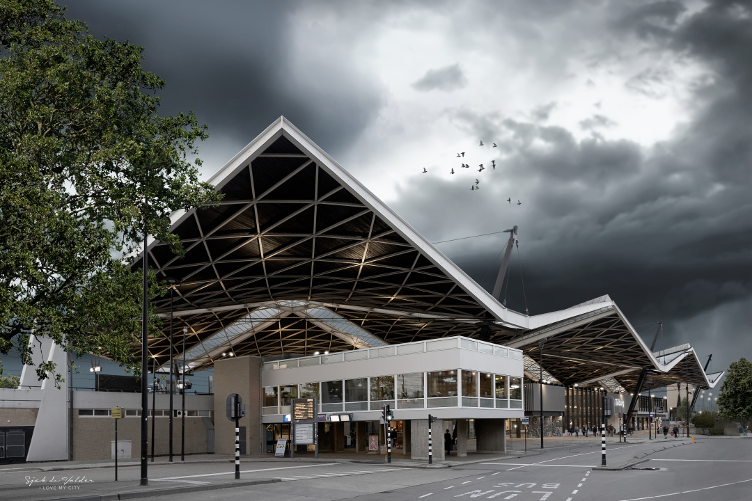 Centraal Station Tilburg