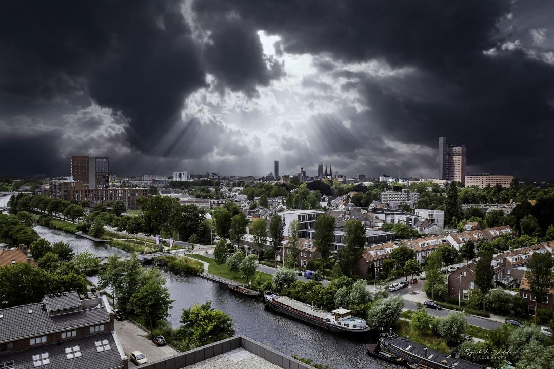 Overview naar Tilburg