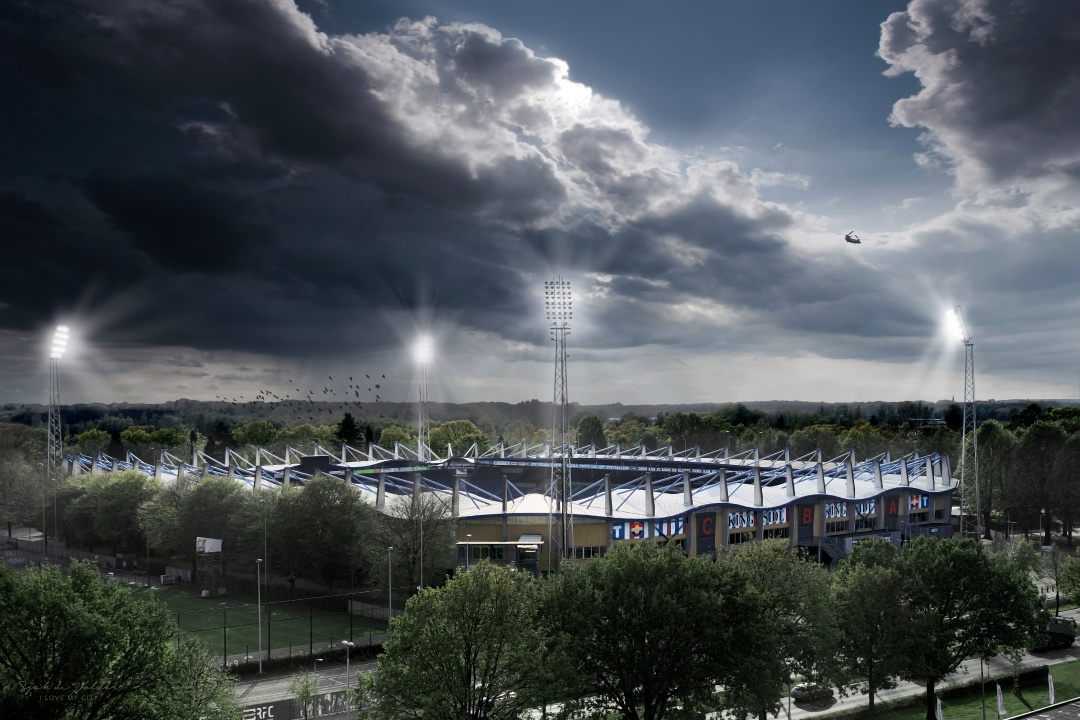 Willem II Stadion Overview