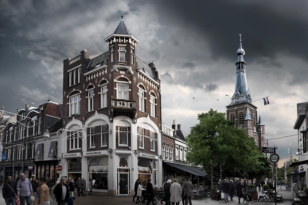 Heuvelstraat - Oude Markt