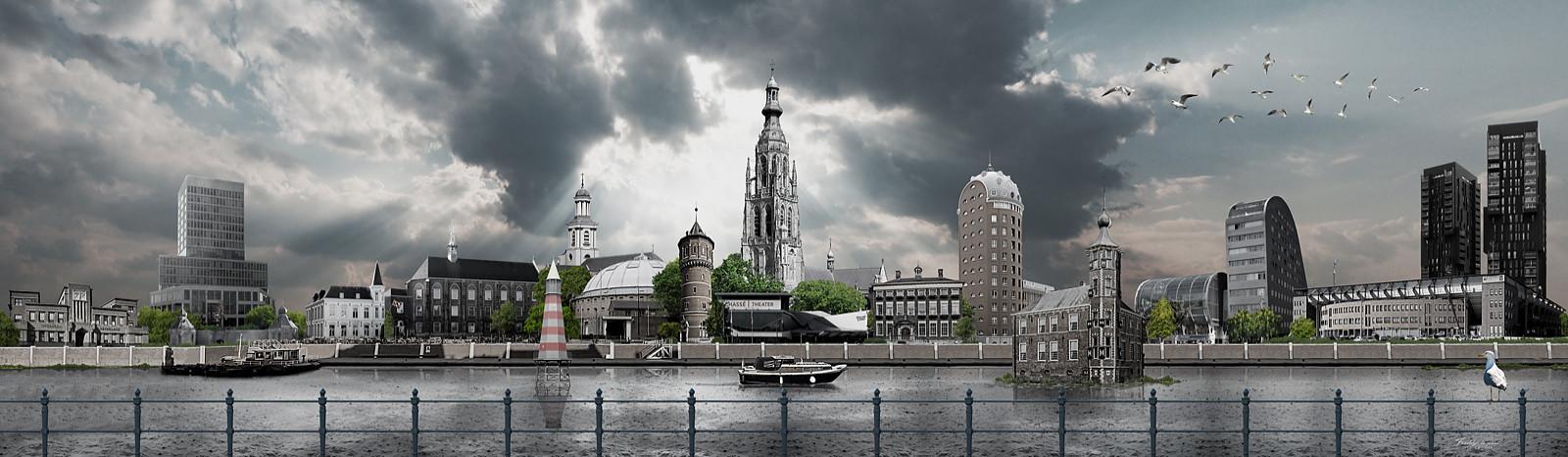 Skyline Breda Urban