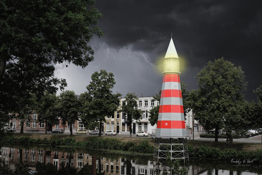 Breda Vuurtoren urban