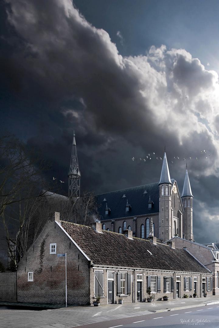 De Poorten Hasseltse Kerk
