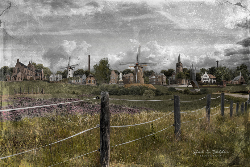 Panorama Goirle vintage