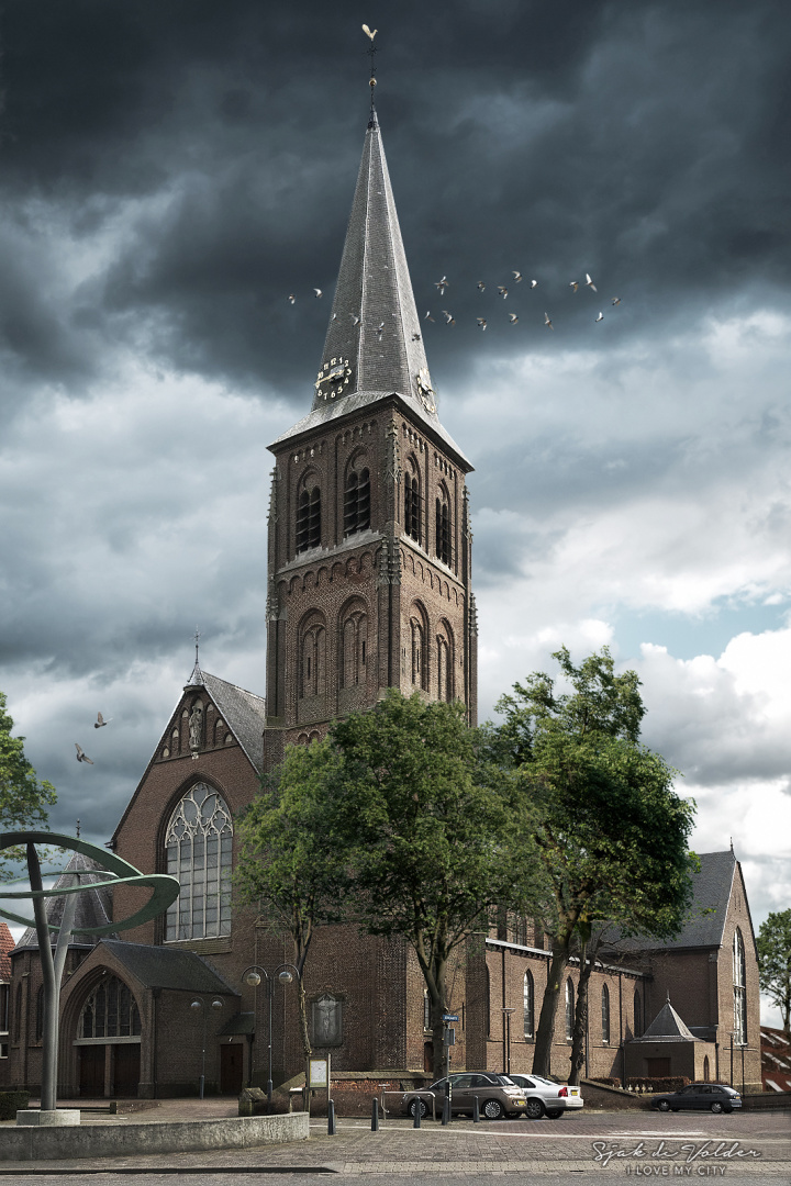 kerk St Jan