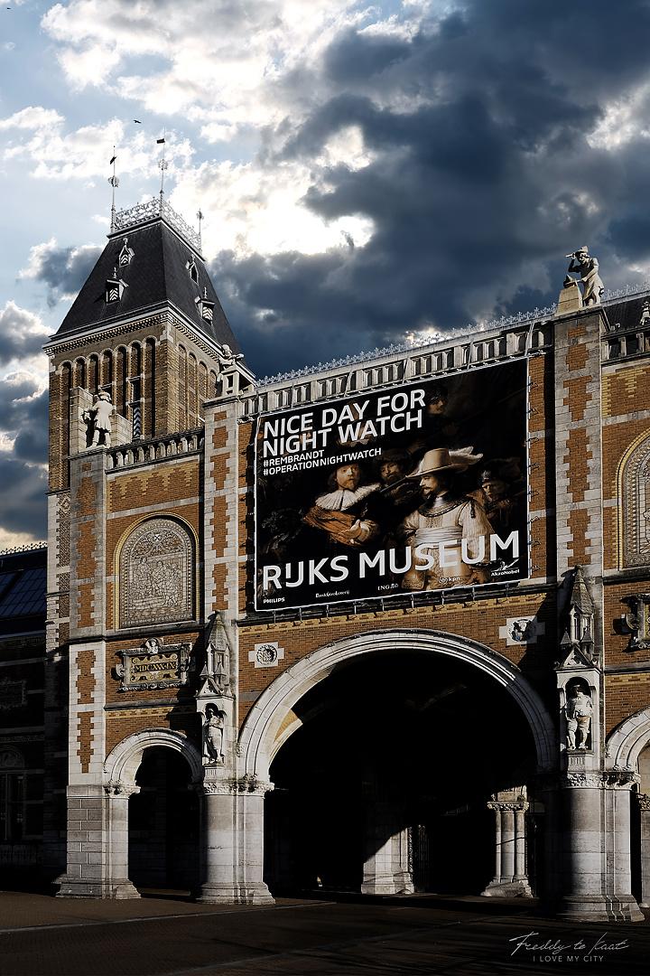 Rijksmuseum realistisch