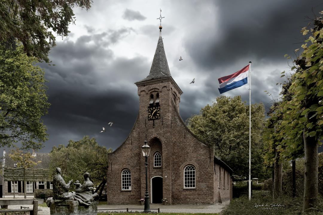 Hasseltse Kapel Onze Lieve Vrouw Visitatie